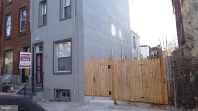 1756 N 26TH Street, Philadelphia, PA 19121 - #: 1007259758
