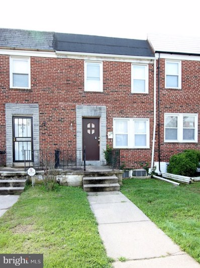 3737 Elmley Avenue, Baltimore, MD 21213 - MLS#: 1007284512