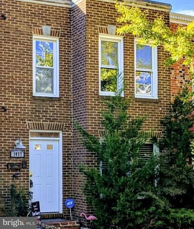 1417 Carrollsburg Place SW, Washington, DC 20024 - MLS#: 1007290306