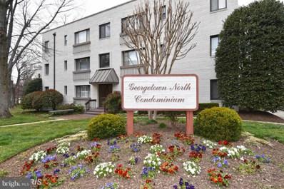 2602 Tunlaw Road NW UNIT 3, Washington, DC 20007 - MLS#: 1007358992