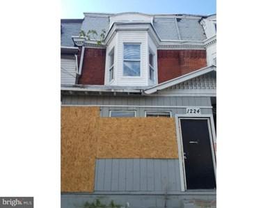 1224 W 4TH Street, Wilmington, DE 19805 - #: 1007384316
