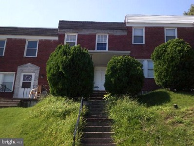 2613 Kentucky Avenue, Baltimore, MD 21213 - #: 1007389972