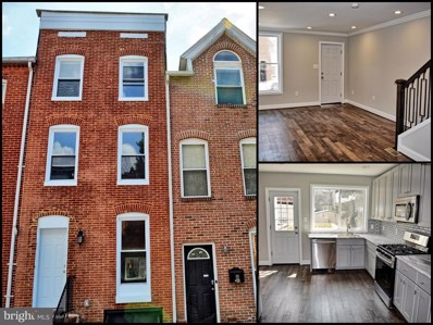 1815 E. Lombard Street, Baltimore, MD 21231 - MLS#: 1007400366