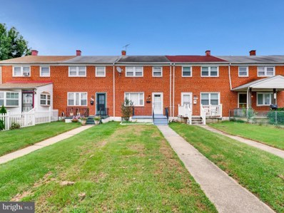 253 Southeastern Court, Baltimore, MD 21221 - MLS#: 1007407842