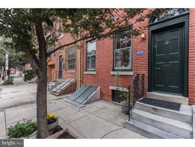429 Catharine Street, Philadelphia, PA 19147 - MLS#: 1007412772