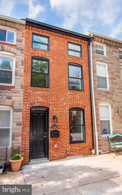 1118 Battery Avenue, Baltimore, MD 21230 - MLS#: 1007420336