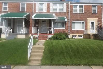 1532 Winford, Baltimore, MD 21239 - MLS#: 1007423340
