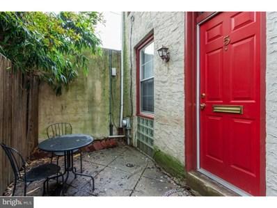 777 S 3RD Street UNIT 5, Philadelphia, PA 19147 - MLS#: 1007424534