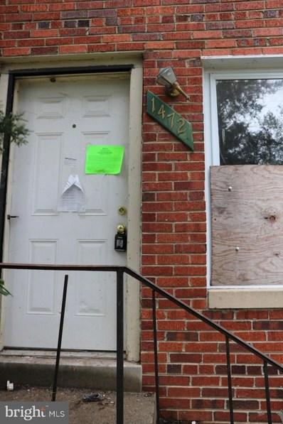 1472 Bangor Street SE, Washington, DC 20020 - MLS#: 1007426468