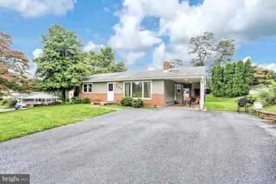 465 Pleasantview Road, New Cumberland, PA 17070 - MLS#: 1007427812