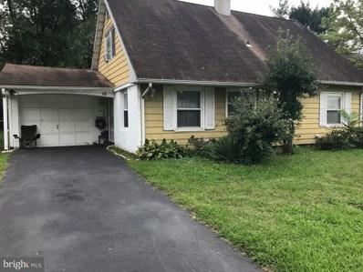 16 Pheasant Lane, Willingboro, NJ 08046 - #: 1007438962