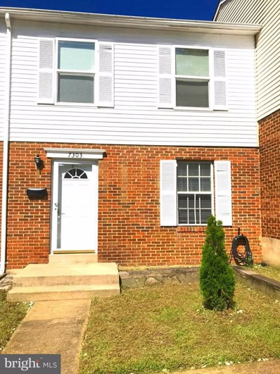 7303 Crafford Place, Fort Washington, MD 20744 - MLS#: 1007440472