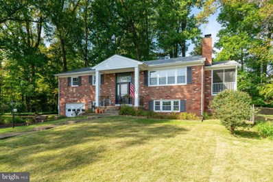 3300 Dauphine Drive, Falls Church, VA 22042 - #: 1007454174