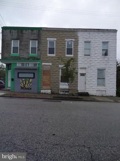 2503 E Oliver Street, Baltimore, MD 21213 - #: 1007475540