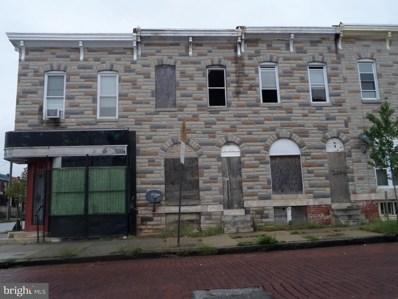 2602 E Oliver Street, Baltimore, MD 21213 - #: 1007476056