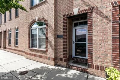 1332 Decatur Street, Baltimore, MD 21230 - #: 1007476320