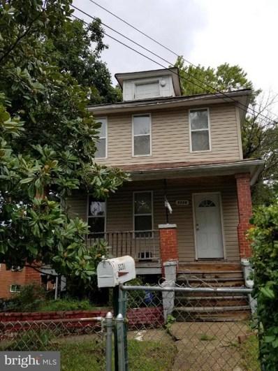 5206 Clay Street NE, Washington, DC 20019 - #: 1007481252