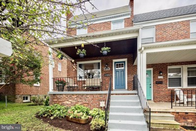 1323 W 37TH Street, Baltimore, MD 21211 - MLS#: 1007519642