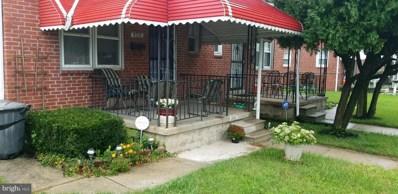 4018 Emmart Avenue, Baltimore, MD 21215 - #: 1007522578
