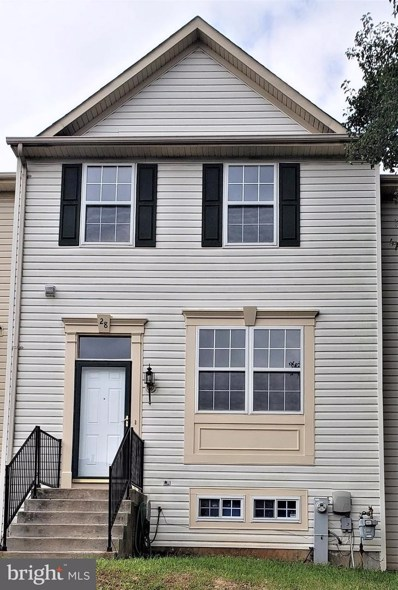 28 Parkhill Place, Baltimore, MD 21236 - MLS#: 1007525164