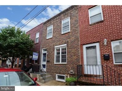 1904 S Alder Street, Philadelphia, PA 19148 - #: 1007528662