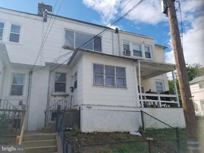 7024 Atlantic Avenue, Upper Darby, PA 19082 - MLS#: 1007528764