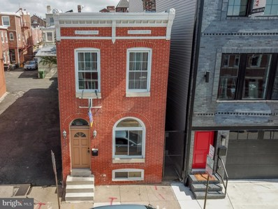 1437 Marshall Street, Baltimore, MD 21230 - MLS#: 1007535896