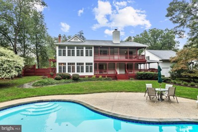 14875 Cemetery Road, Cooksville, MD 21723 - MLS#: 1007536008