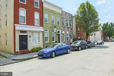 307 Cross Street, Baltimore, MD 21230 - MLS#: 1007536720