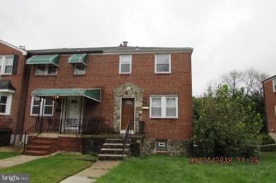 5023 Westhills Road, Baltimore, MD 21229 - MLS#: 1007536812