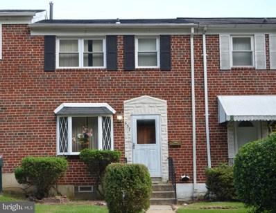657 Wickham Road, Baltimore, MD 21229 - MLS#: 1007536906