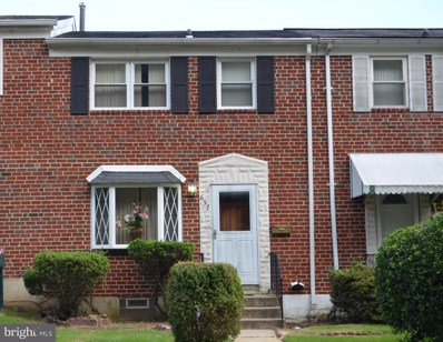 657 Wickham Road, Baltimore, MD 21229 - #: 1007536906
