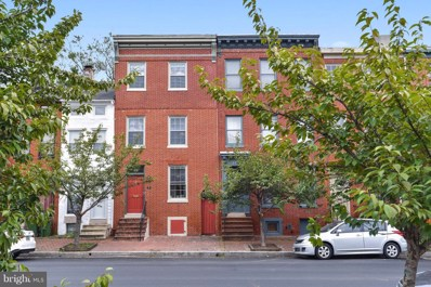 627 Paca Street N, Baltimore, MD 21201 - MLS#: 1007536964