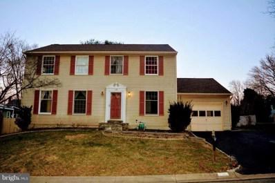 1338 Crockett Lane, Silver Spring, MD 20904 - MLS#: 1007537360