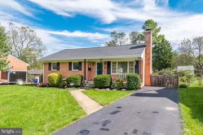 306 Valley View Avenue SW, Leesburg, VA 20175 - #: 1007537810