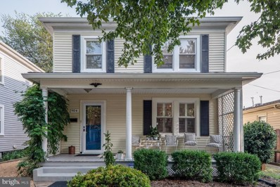 904 Wolfe Street, Fredericksburg, VA 22401 - #: 1007537862