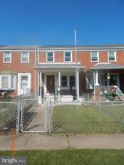 750 Arncliffe Road, Baltimore, MD 21221 - #: 1007537902