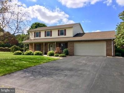 3507 Eagle Drive, Chambersburg, PA 17202 - #: 1007537904