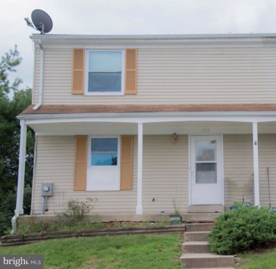 1745 Carriage Way, Frederick, MD 21702 - MLS#: 1007541216