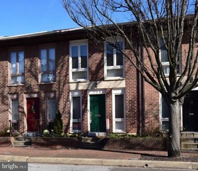 705 Hanover Street, Baltimore, MD 21230 - #: 1007541396