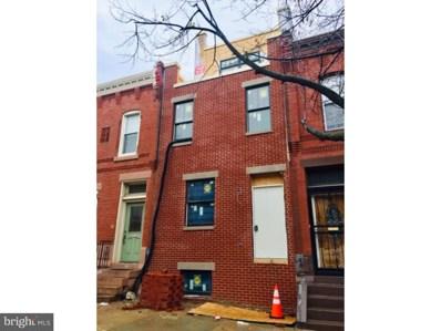 2926 W Girard Avenue, Philadelphia, PA 19130 - #: 1007541434