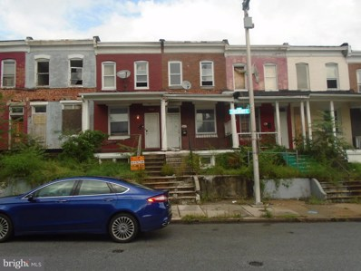 646 Cokesbury Avenue, Baltimore, MD 21218 - #: 1007541744