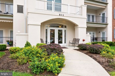 802 Coxswain Way UNIT 102, Annapolis, MD 21401 - MLS#: 1007541872