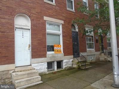 1831 Lafayette Avenue, Baltimore, MD 21213 - MLS#: 1007541926