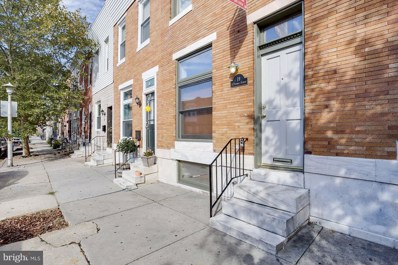19 Potomac Street S, Baltimore, MD 21224 - MLS#: 1007541944