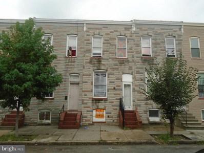 410 Glover Street N, Baltimore, MD 21224 - MLS#: 1007542100