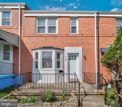1218 Glenwood Avenue, Baltimore, MD 21239 - MLS#: 1007542152
