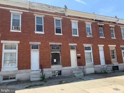 2661 Wilkens Avenue, Baltimore, MD 21223 - #: 1007542316