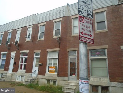 2528 Wilkens Avenue, Baltimore, MD 21223 - MLS#: 1007542356