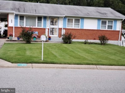 8004 Boundary Drive, District Heights, MD 20747 - MLS#: 1007542652